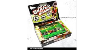 2er Pack Fingerskateboard