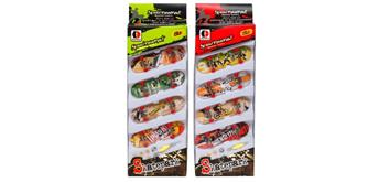 4er Pack Fingerskateboard