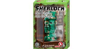 """Abacus Spiele Sherlock """"Der Fluch des Qhaqya"""""""