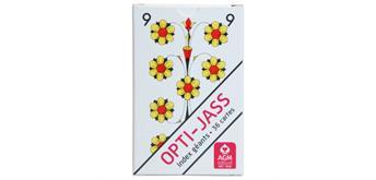 AGM Jasskarten Opti Deutsche Karten