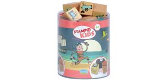Aladine Stampo Kids Piraten - 5+