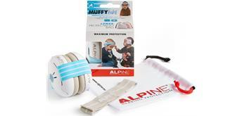 Alpine Baby Gehörschutz Muffy Blau