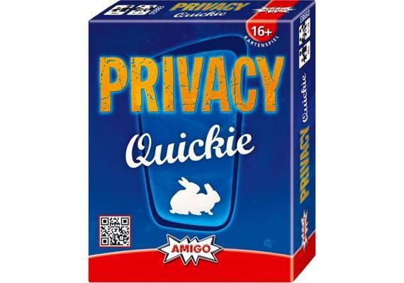 AMIGO Privacy Quickie