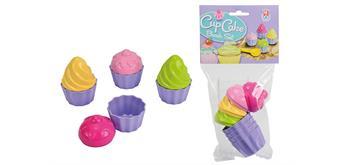 Androni - Sandformen Cup Cake 8-teilig