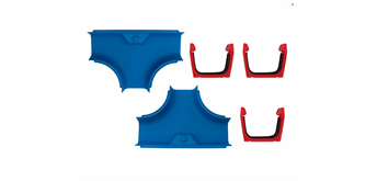AquaPlay T-Stück 2 x
