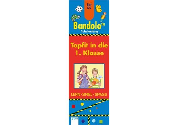 Arena Bandolo Set 52, Topfit in die 1. Klasse