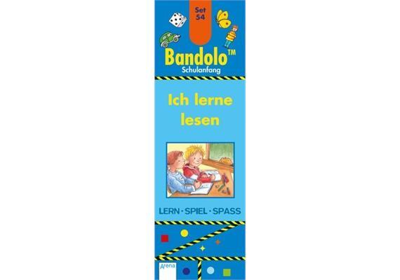 Arena Bandolo Set 54, Ich lerne lesen