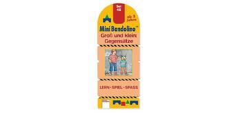 Arena Mini Bandolino Set 48. Gross und klein : Gegensätze