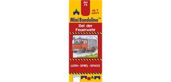Arena Mini Bandolino Set 72, Bei der Feuerwehr