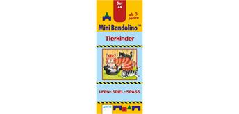 Arena Mini Bandolino Set 74, Tierkinder