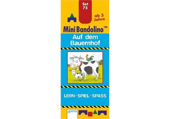 Arena Mini Bandolino Set 75, Auf dem Bauernhof