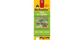 Arena Mini Bandolino Set 76, Tiere im Garten