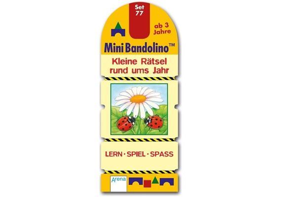 Arena Mini Bandolino Set 77, Kleine Rätsel rund ums Jahr