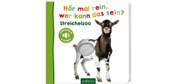 Ars Edition - Hör mal rein - Streichelzoo