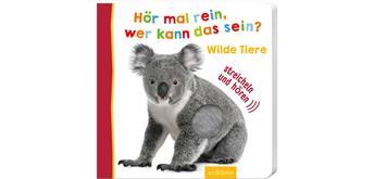 Ars Edition - Hör mal rein - Wilde Tiere