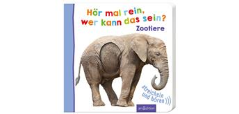 Ars Edition - Hör mal rein - Zootiere