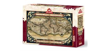 Art-Puzzle 5521 The First Modern Atlas, 1570 3000 Teile