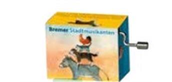 "art&music Spieluhr ""Bremer Stadtmusikanten"""