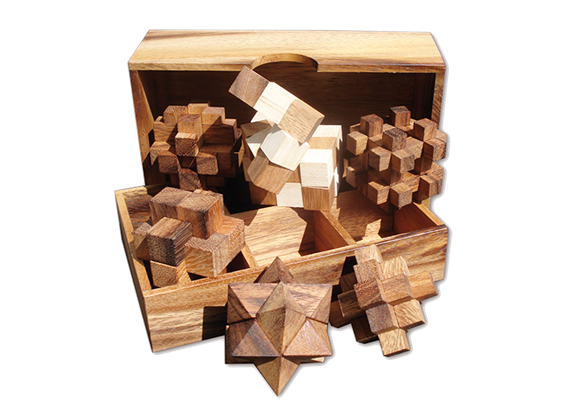 Asiaspiel 6 in a box
