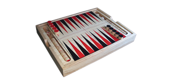 Asiaspiel Backgammon