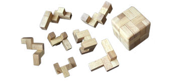 Asiaspiel Cube of 7