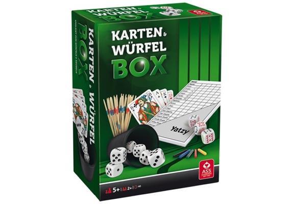 ASS Altenburger Würfel- und Kartenbox