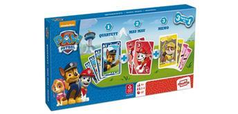 ASS - Paw Patrol - Spielebox Kartenspiel
