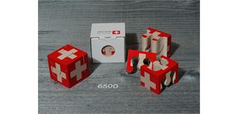 Atelier Fischer 6500 Puzzlewürfel-Swiss