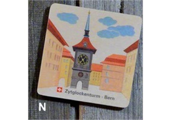 Atelier Fischer 6900N Magnet Zytglogge