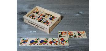 Atelier Fischer 8001 Domino-Zwärgli