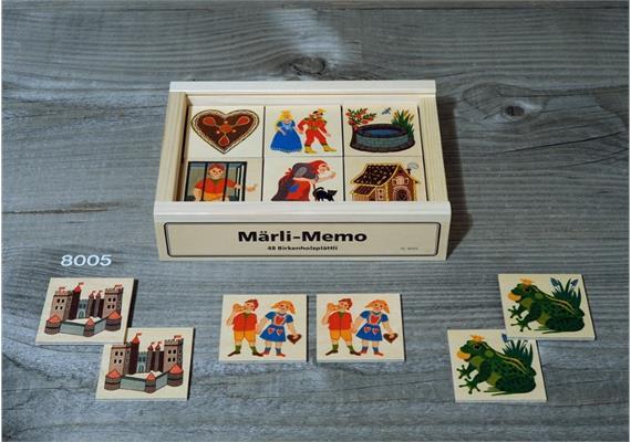Atelier Fischer 8005 Märchen-Memo