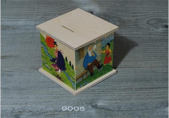 Atelier Fischer 9005 Spardose Heidi