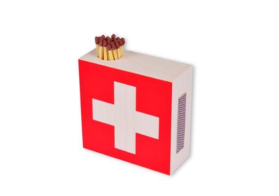Atelier Fischer 9323 Zündholzhalter Swiss