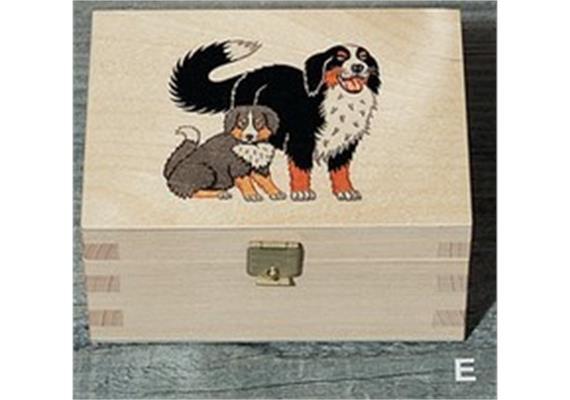 Atelier Fischer 9403E Musikdose Hund