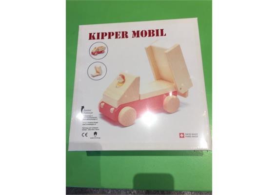 Atelier Passage 208-01 Kipper Mobil rot