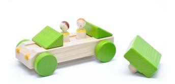 Atelier Passage 210-04 Auto Mobil grün