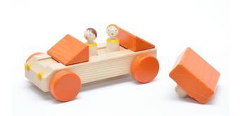 Atelier Passage 210-08 Auto Mobil orange