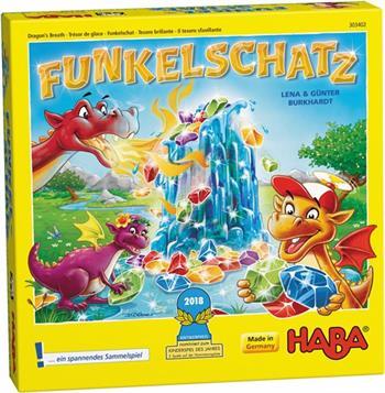 Ausgewählte Spiele für den Kindergarten
