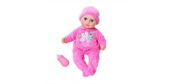 Baby Annabell Puppe Little Baby Annabell 36 cm
