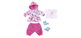 Baby Born - Deluxe Set Regenspass