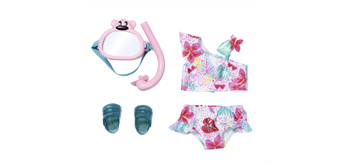 Baby Born - Holiday Bikini Set