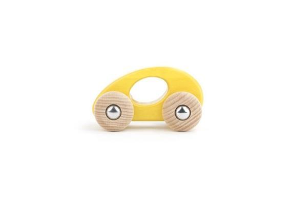 Bajo Eco Car gelb 9x5x6 cm