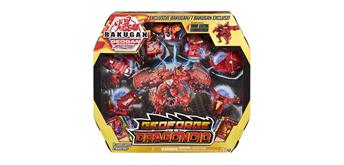 Bakugan 6060838 Geoforge Dragonoid Serie Gergan Rising