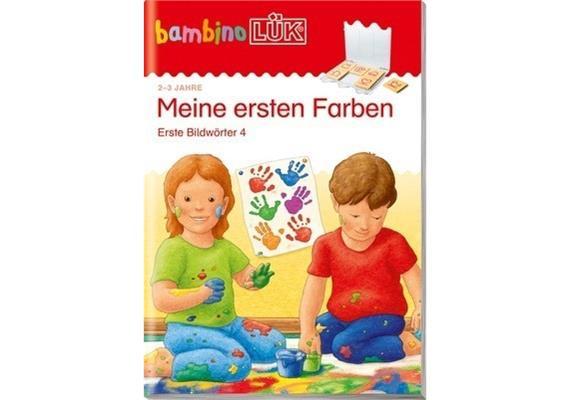 bambinoLÜK - Meine ersten Farben