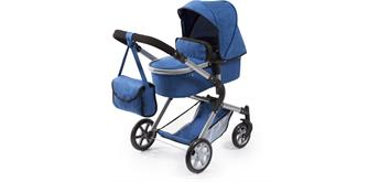 BAYER Puppenwagen City Neo Blau