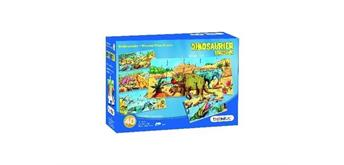 Beleduc Boden Puzzle Dinosaurier 3+