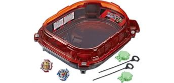 Beyblade Burst SlingShock Rail Rush Battle Set