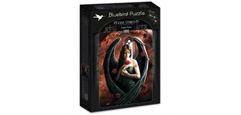 Bluebird Puzzle 70437 - Anne Stokes - Angel Rose