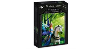 Bluebird Puzzle 70440 - Anne Stokes - Realm of Enchanment