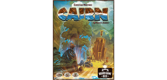 Board Game Box - Cairn